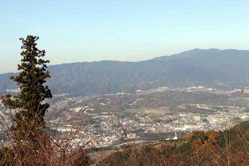 国城山展望台