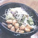 ポンジリ(塩・タレ・ポン酢)