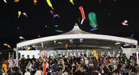 紀の川橋本SUMMERBALL2018ジェット風船