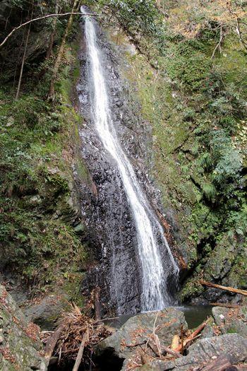 五光の滝全景