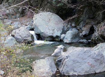 狸々岩・箱の淵